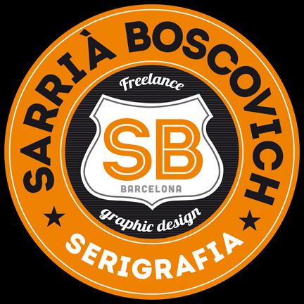 logo Sarria boscovich Serigrafia